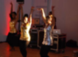 Vores dansegrupper får altid folk i godt humør