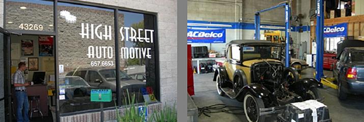 High street automotive fremont ca 510 657 6653 for Fremont motors service department