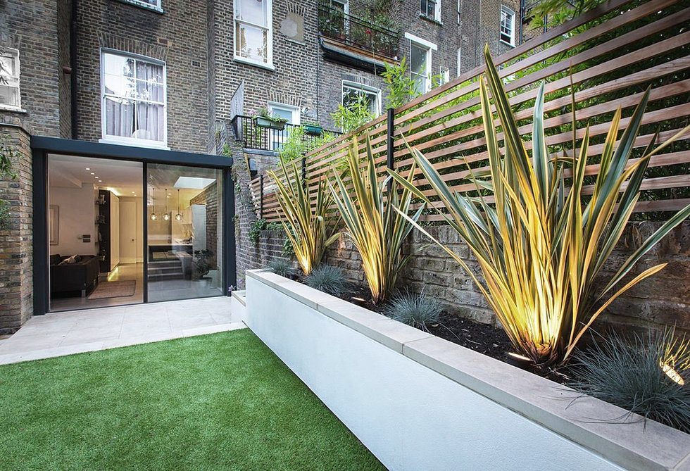 Sangwyn Landcapes Landscaping London Garden Design London