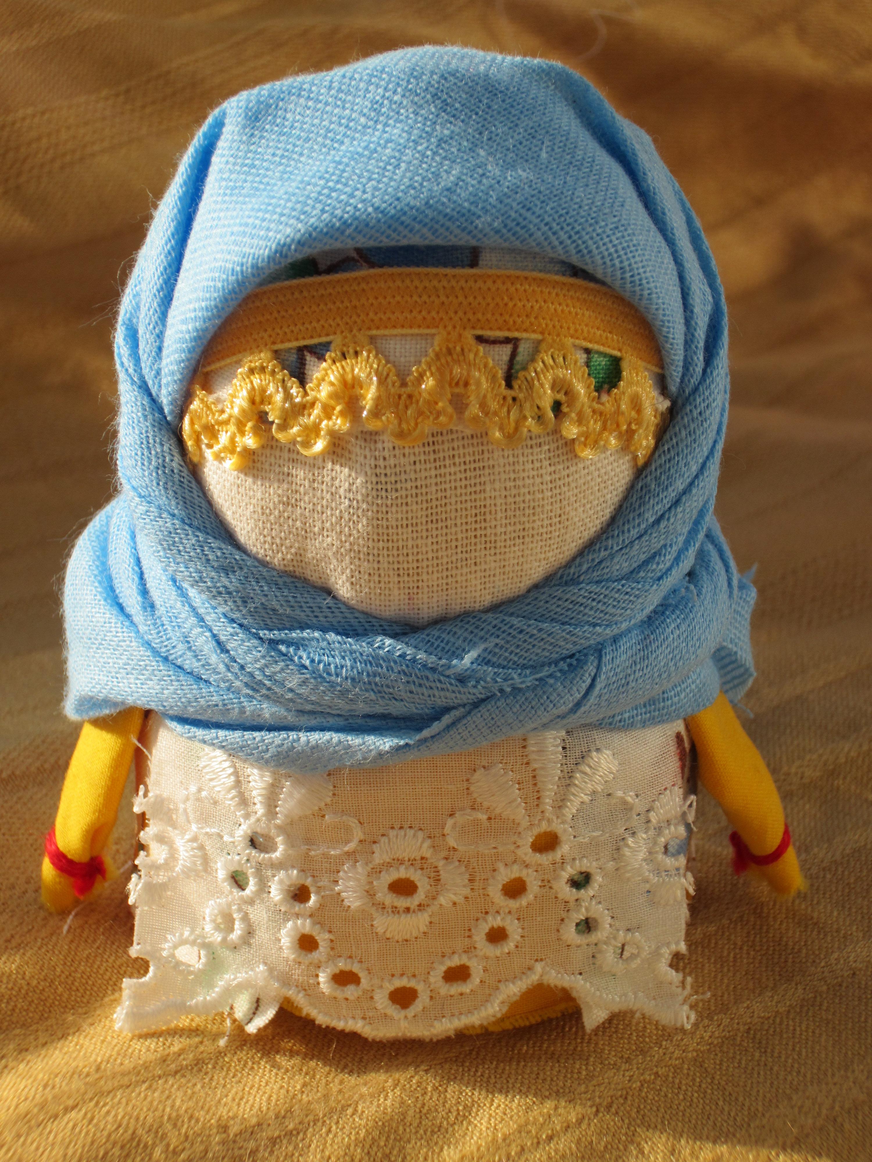 Куклы зерновушки сделать своими руками