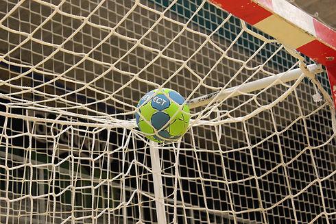 Ball i nettet