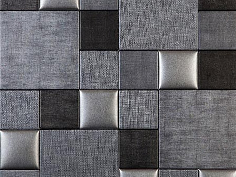 he Magnetic Leather Tiles