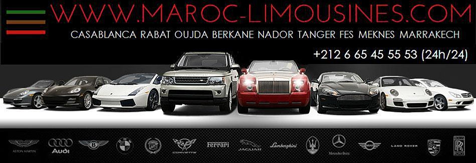 maroc limousines location limousine casablanca maroc rabat marrakech. Black Bedroom Furniture Sets. Home Design Ideas