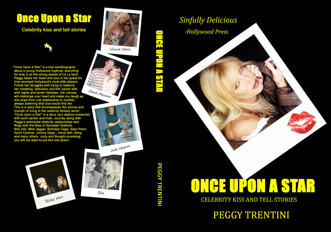 Once Upon a Star: Celebrity kiss and tell stories: Peggy ...
