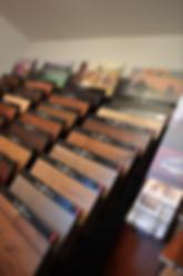 Engineered Wood Flooring Displays