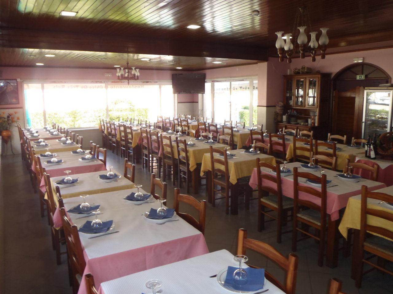 Restaurante os 3 reis o chico for Sala grande