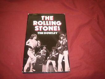 my rolling stones books collection 2 018