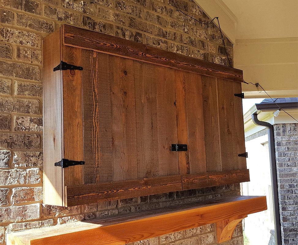 Captivating Du0026K Woodworks From Outdoor Tv Cabinet Enclosure, Image Source:  Dandkwoodworks.com