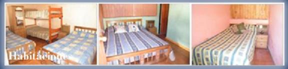 Dormitorios  con una excelente comodidad.