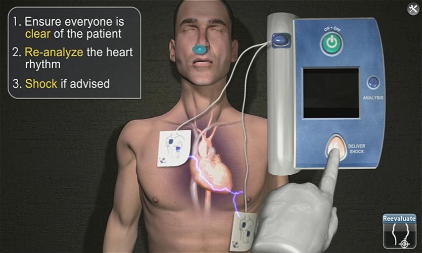 Medrills for EMT's - AED