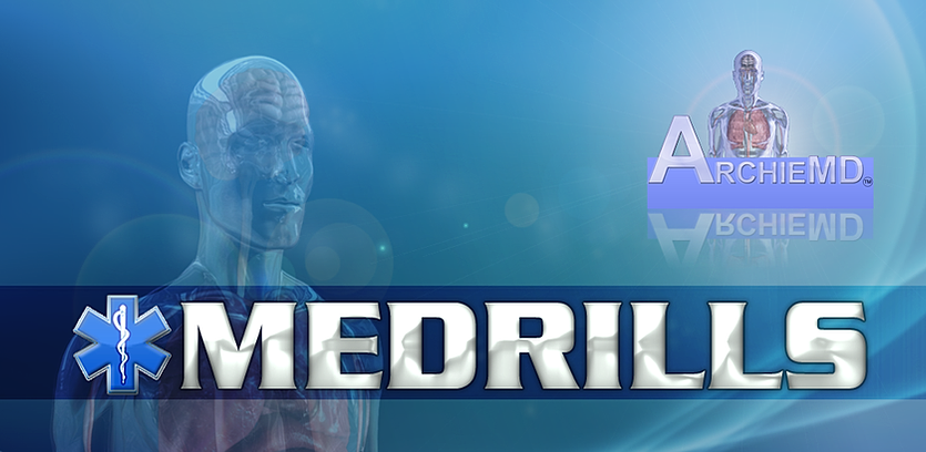 Medrills Interactive Apps for EMTs