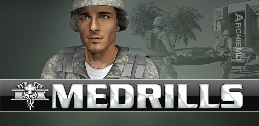 Medrills for Combat Medics