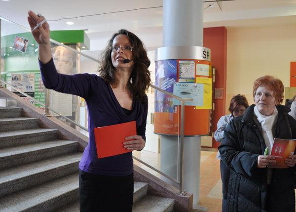 Katja Bradac: II. Gimnazija MB