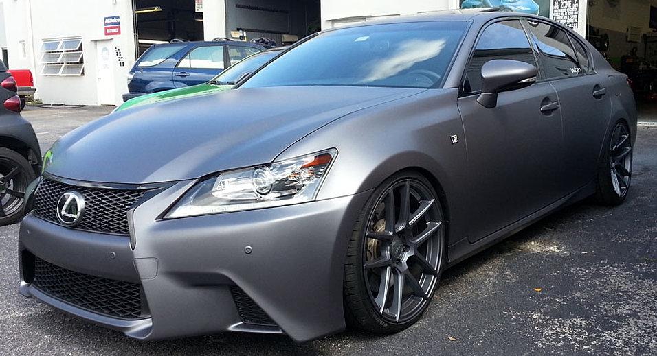 Miami Car Wraps Matte Wraps Carbon Fiber Vinyl Wrap