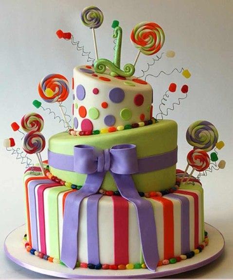 именинный торт картинки