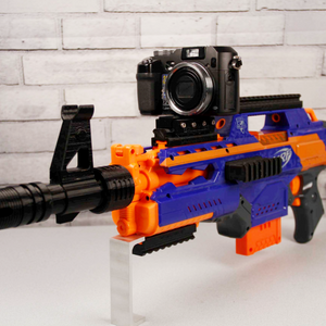 GoPro NERF mount page link:  http://www.3dprintedsolid.com/store/blaster/shop/specialized-mounts/go-pro- camera-mounts/