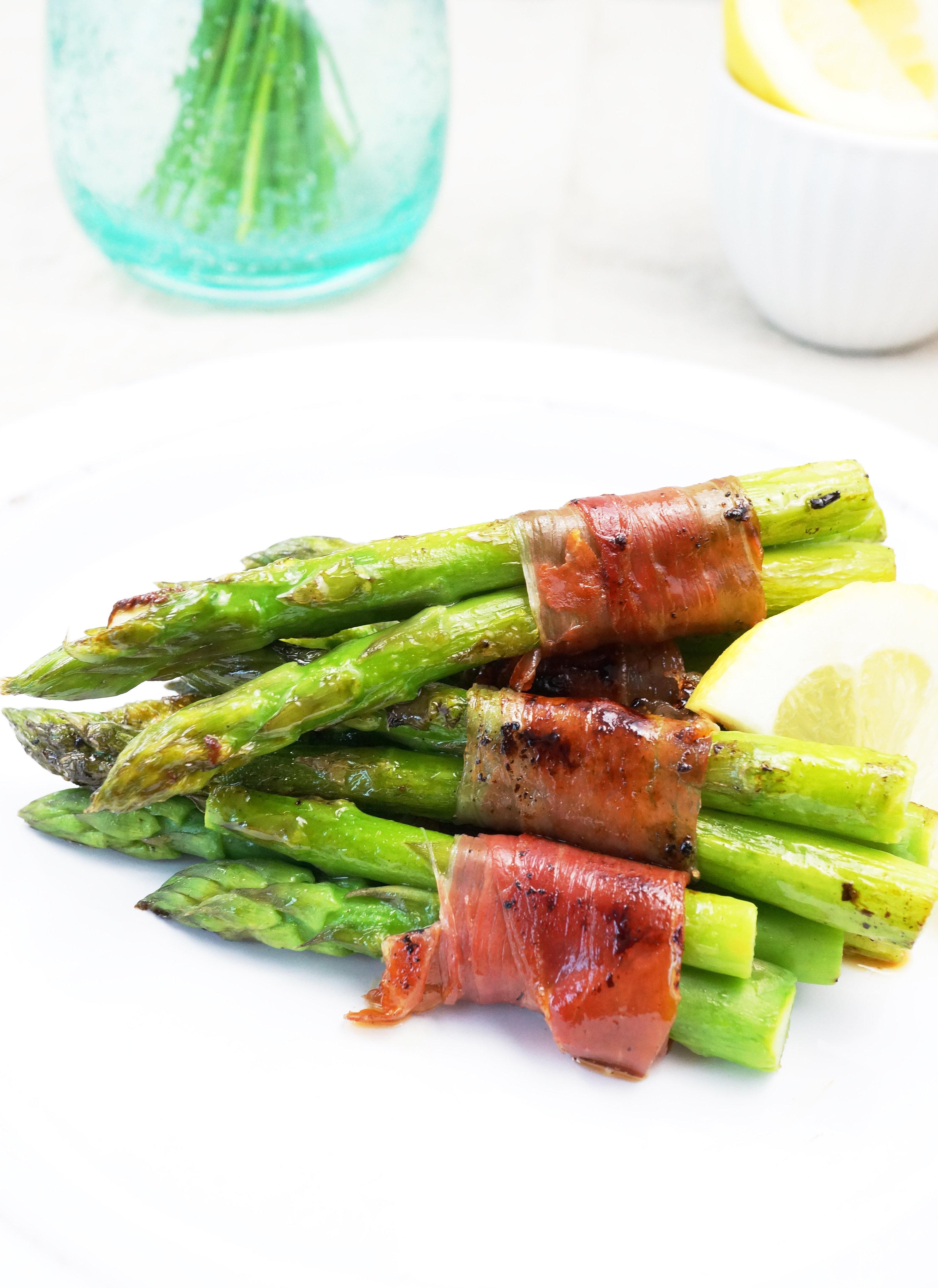 Crispy Prosciutto Wrapped Asparagus Recipes — Dishmaps