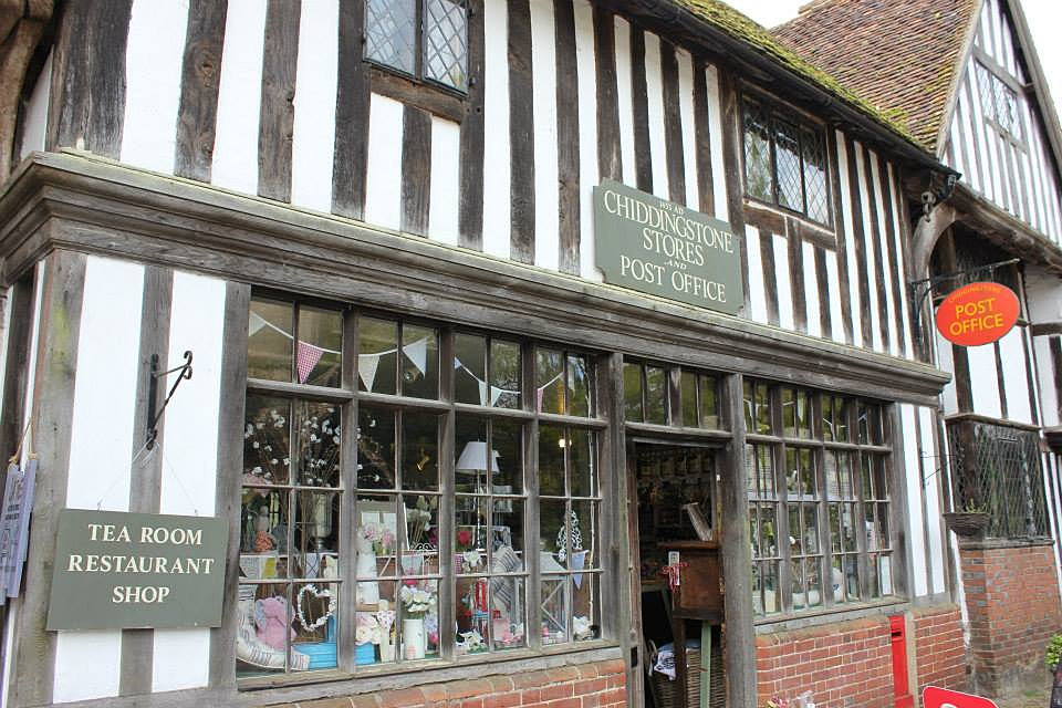 The Tulip Tree Tea Rooms and Gift Shop, Chiddingstone