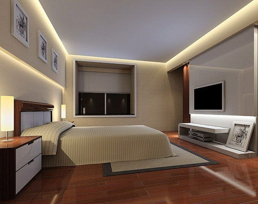 Federica grisolia arquitectura interior for Diseno de habitacion principal