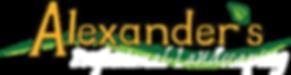 Alexanders logo no bkg.png