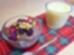 酵素を効果的に摂れる、朝のスムージーがオススメ。