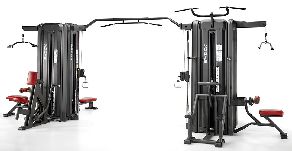 COMMERCIAL FITNESS EQUIPMENT SUPPLIE