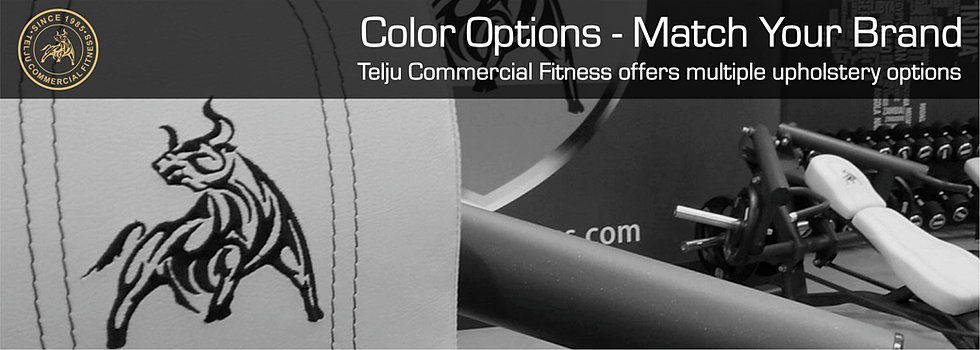 Telju Commercial Fitness Options