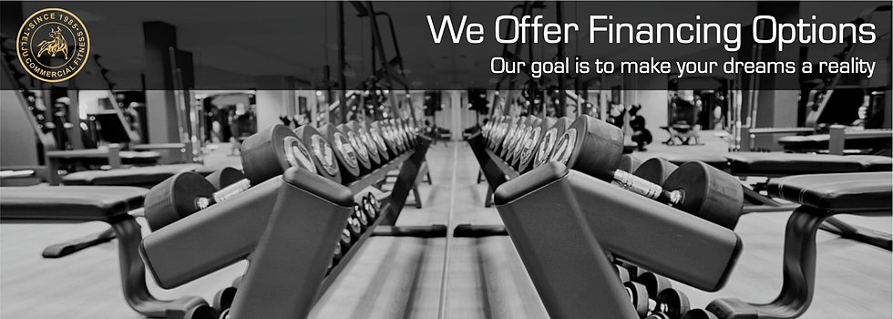 Telju Commercial Fitness Financing