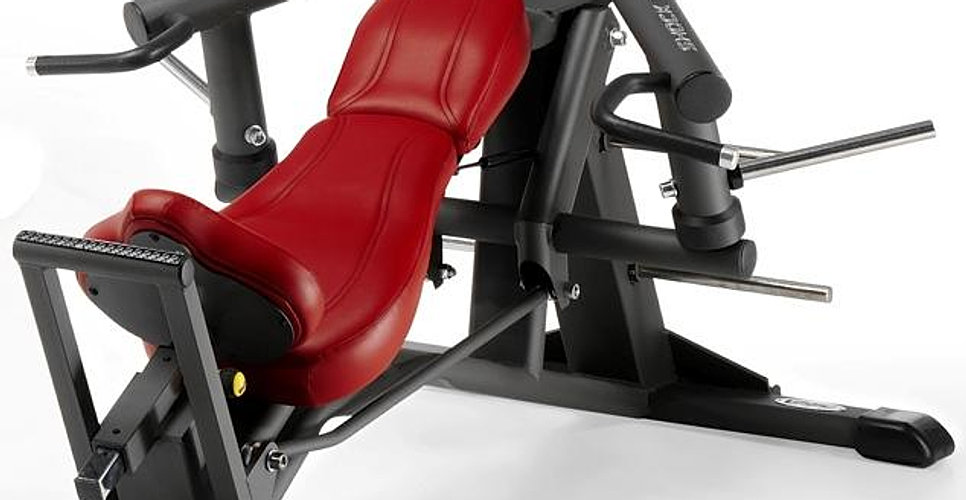 INCLINE BENCH PRESS- DISC LOADED