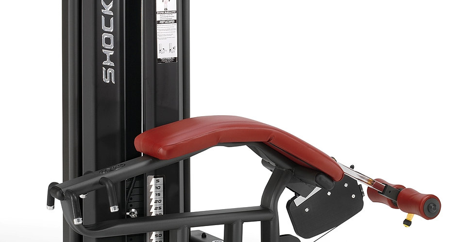 COMMERCIAL FITNESS EQUIPMENT