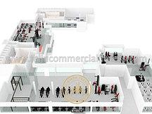 3D CAD Health Club Design