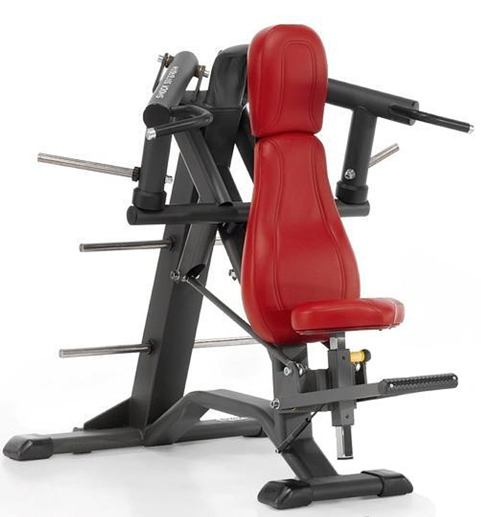 TELJU COMMERCIAL SHOULDER PRESS