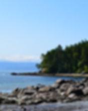 Vancouver Island East Sooke Park Shoreli