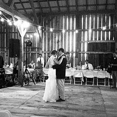 A first dance