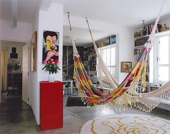 dicas para usar rede dentro de casa em pequenos espaços