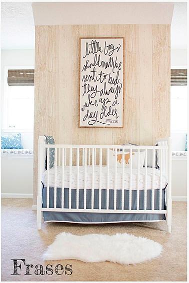 Quartos de bebês neutros