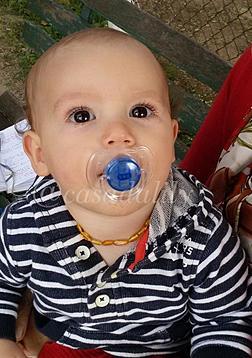 dica para aliviar a chegada dos dentes nos bebês
