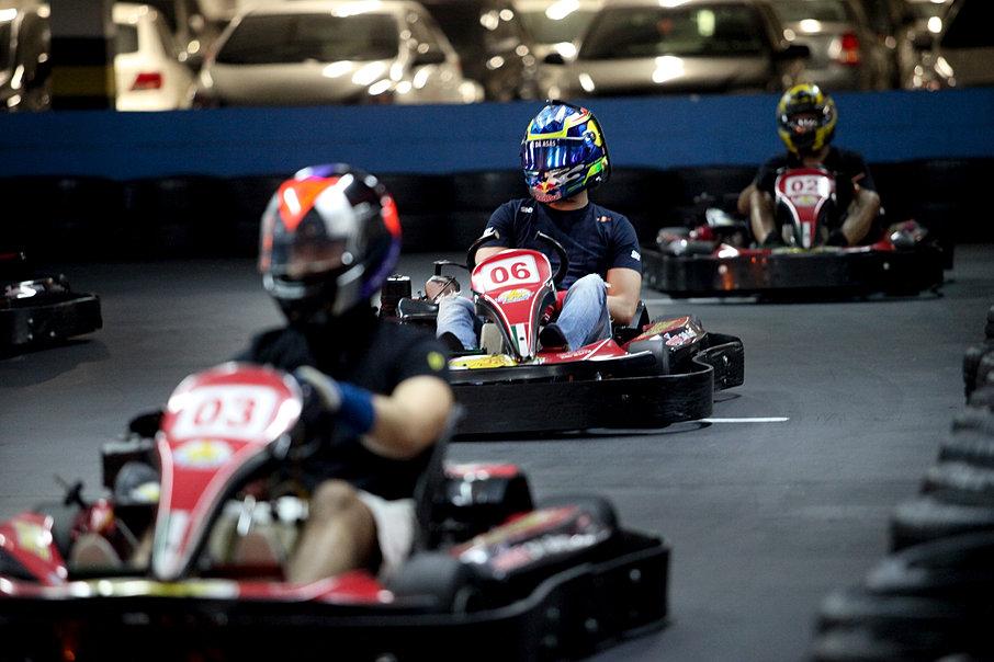 Resultado de imagem para Top Kart Indoor