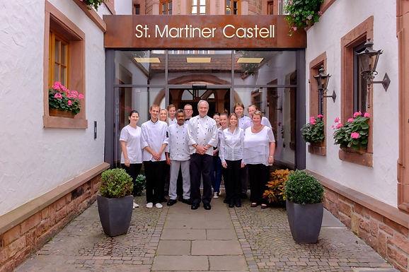 Hotel Restaurant St. Martiner Castell