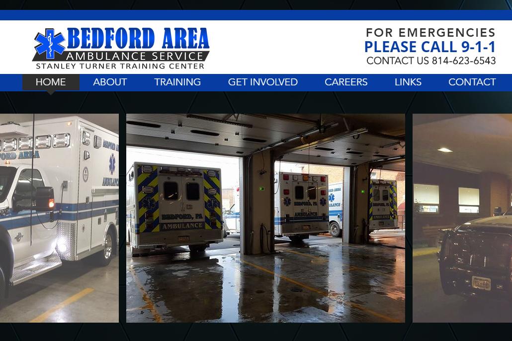 Bedford Ambulance Emt Cert