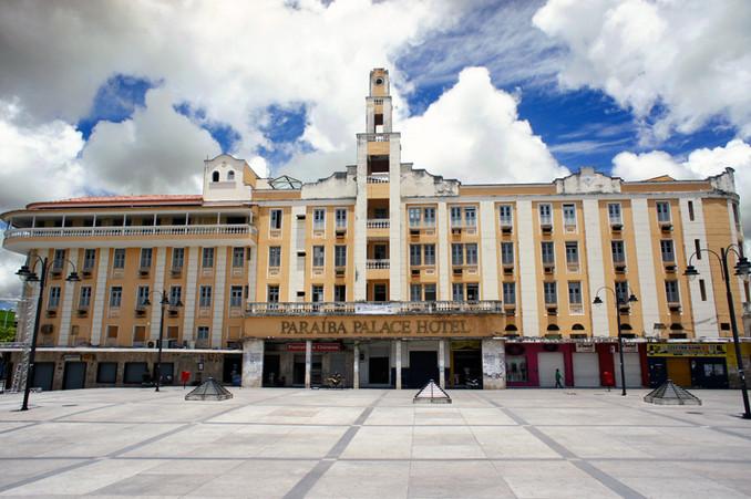 Resultado de imagem para centro administrativo da alpb
