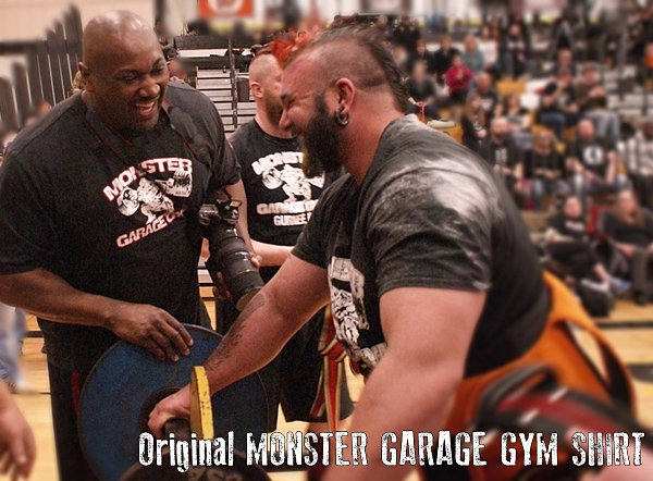 Monster garage gym waukegan illinois original