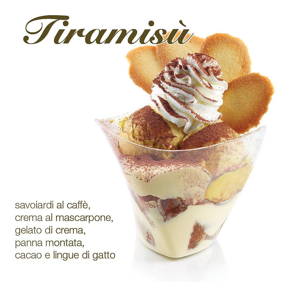 Coppe gelato for Tiramisu particolari