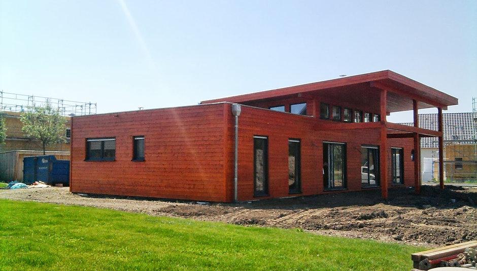 Fabricant de maisonsà ossature bois et constructions modulaires # Fabricant Maison Ossature Bois