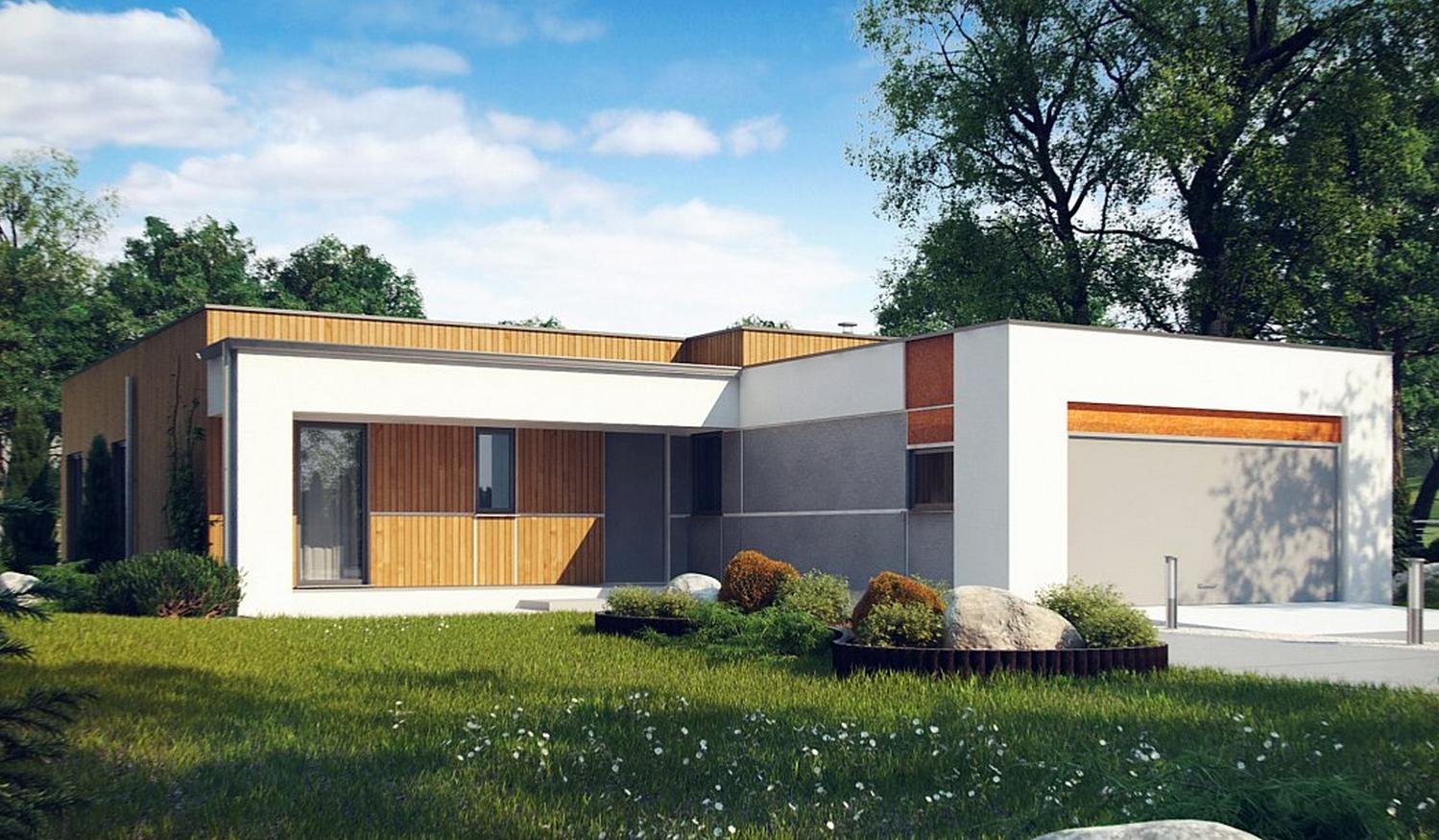 Fabricant de maisons ossature bois de Pologne ~ réalisations