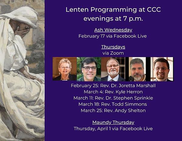 Lenten Programming at CCC.jpg