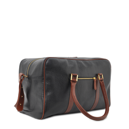 Eddie Handmade: Bader Holdall London in Mix (leather lining) | Bags,Bags > Travel Bags -  Hiphunters Shop
