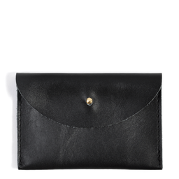 Eddie Handmade: W13 Wallet in Black | Accessories,Accessories > Wallets -  Hiphunters Shop
