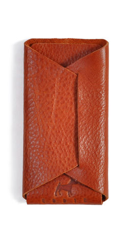 Eddie Handmade: i13 iPhone case in Honey Brown | Accessories,Accessories > Technology -  Hiphunters Shop