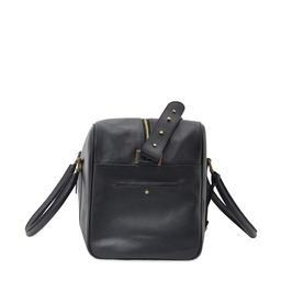 Eddie Handmade: Bader Holdall London in Navy (leather lining) | Bags,Bags > Travel Bags -  Hiphunters Shop